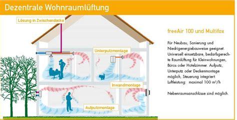 Dezentrale Wohnraumlueftung Funktionsweise Und Moeglichkeiten by Dezentrale Wohnrauml 252 Ftung Domoair