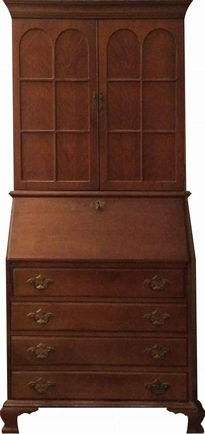 Jasper Secretary Cabinet Desk Furniture Antique Desks