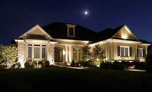 Take it outside trends in landscape lighting north