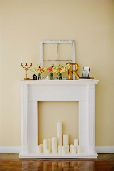 build fireplace mantel building a faux fireplace mantel woodworking projects