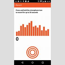 The Noise App  Android Apps On Google Play