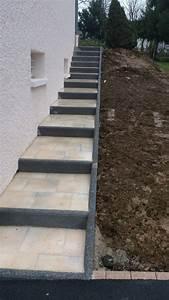 Escalier D Extérieur : escalier ext rieur cuinet am nagement ext rieur ~ Preciouscoupons.com Idées de Décoration
