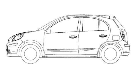 nissan micra  designs spilled   car magazine