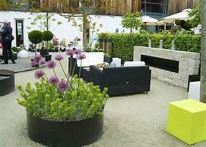 Garten Sichtschutz Modern : bildergalerie moderner garten terrasse garten sichtschutz schwimmteich gartenplanung ~ Sanjose-hotels-ca.com Haus und Dekorationen