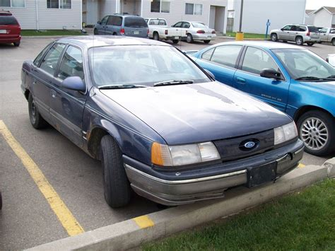 How To Hotwire A Ford by Service Manual How To Hotwire 1991 Ford Taurus Service