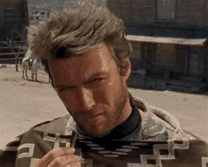 Eastwood Clint Dollars Western Fistful 1964 Cowboy