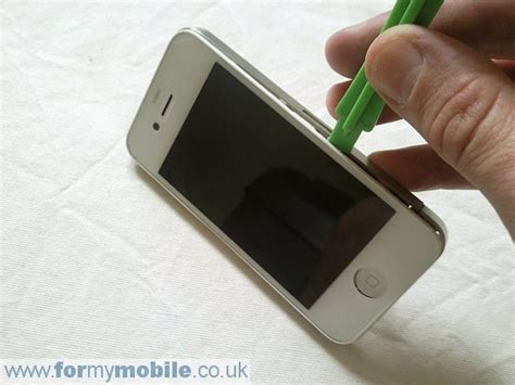 how to change iphone 4 screen message to all apple iphone 4 disassembly