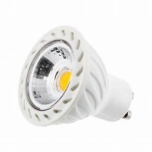 Gu 10 Leuchtmittel : sebson gu10 cob 7w leuchtmittel birne lampe bulb 7w 50w 539 lumen ~ Markanthonyermac.com Haus und Dekorationen