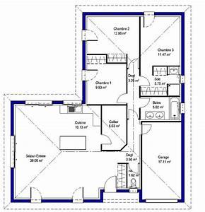 plan maison petit terrain With plan maison petit terrain