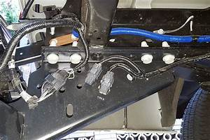 2015 F250 Rear Wiring Harness Connectors
