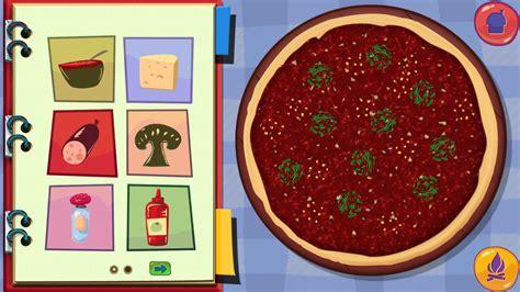jeux de cuisine frite pizzaiolo jeux de cuisine applications android sur