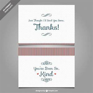 ebay ad template - thank you card template vector vector free download