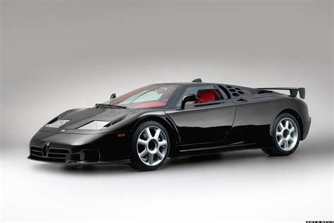 Model Perspective: Bugatti EB110 | Premier Financial Services