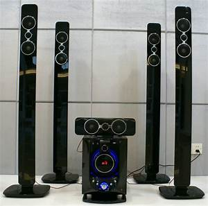 China Sea Piano 5 1 Home Theater System  Multimedia Active