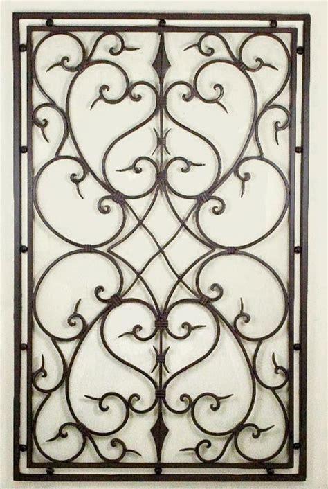 high resolution black iron wall decor 7 wrought iron
