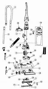 Dirt Devil M088150 Parts List And Diagram