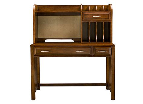 Raymour And Flanigan Youth Desks by Beacon 2 Pc Writing Desk And Hutch Cherry Raymour