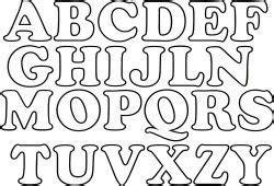 moldes de letras para imprimir alfabeto completo revista artesanato gessica