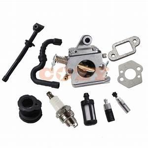 Carburetor Fuel Line Filter Intake For Stihl 017 018 Ms170 Ms180   1130 120 0603