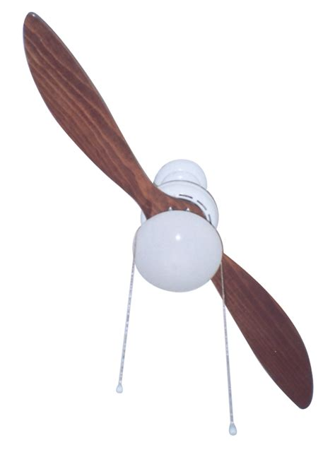 propeller ceiling fan with light what is the diameter of the center hole and overall length