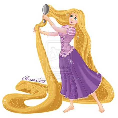 Brush My Hair Cartoon