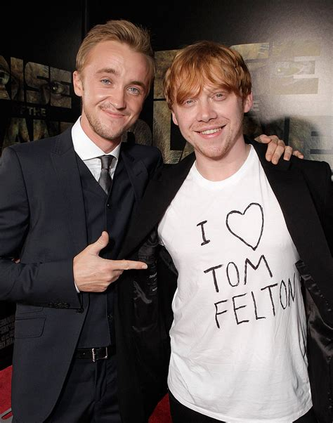 tom felton  girlfriend net worth tattoos smoking body facts taddlr