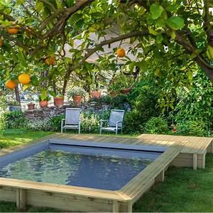 Petite Piscine Hors Sol Bois : piscine hors sol bois urbaine proswell by procopi l 4 2 x ~ Premium-room.com Idées de Décoration