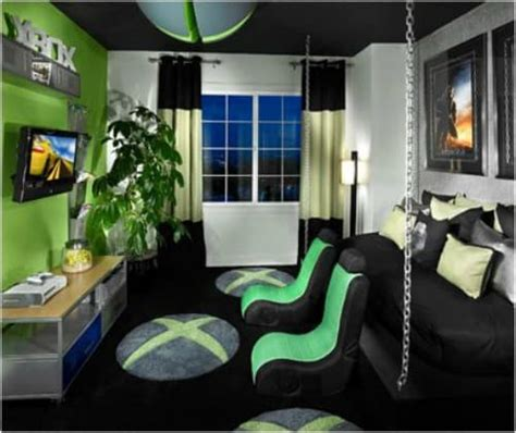 super awesome video game room ideas