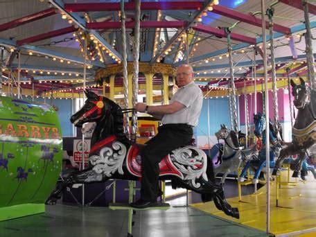 barrys amusements  warm tribute  beloved hobby horse man colm quinn belfasttelegraphcouk