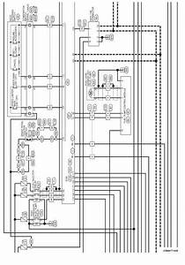 Wiring Diagram - Engine Control System Mr16ddt