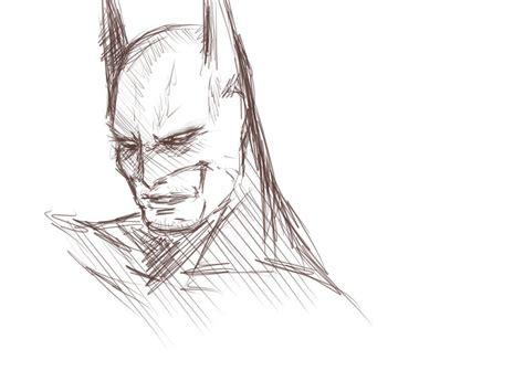 dibujos de batman  lapiz el caballero de la noche
