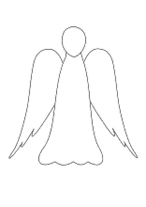 engelsflügel zum basteln engelsfl 195 188 gel malvorlage desenhos para colorir espa 231 o educar