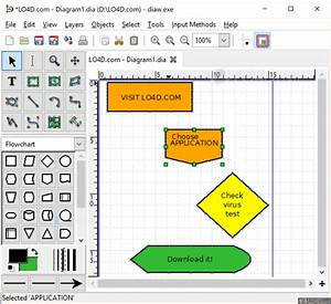 Dia Diagram Editor Download