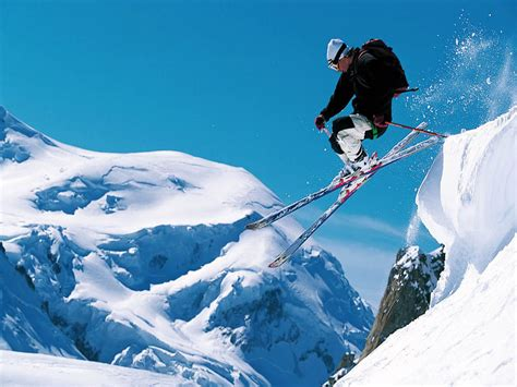 Skiing Background Wallpapers Free Skiing