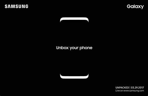samsung si e social samsung galaxy unpacked 2017 si terrà il 29 marzo circa