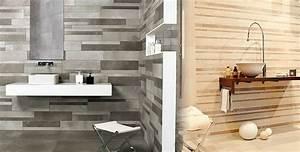 carrelage salle de bain original sedgucom With carrelage salle de bain original