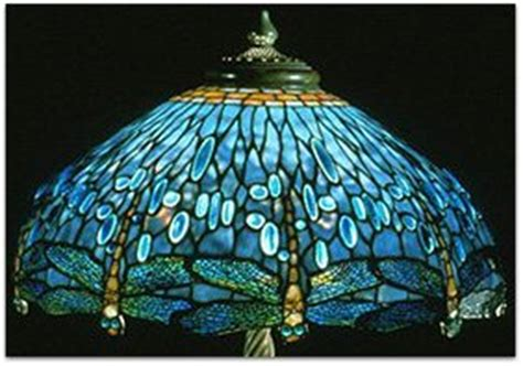Tiffany Reproduction Lamp Bases by El Modernismo Y Las Artes Decorativas Bases Para El
