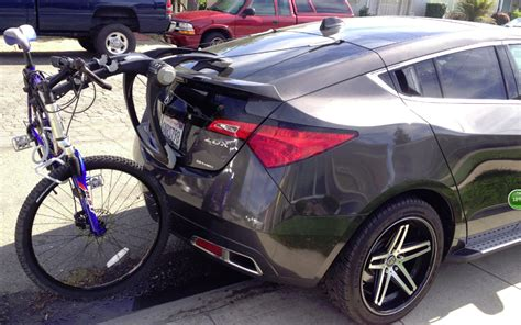 Acura Bike Rack by Bike Rack Recommendations Acurazine Acura Enthusiast