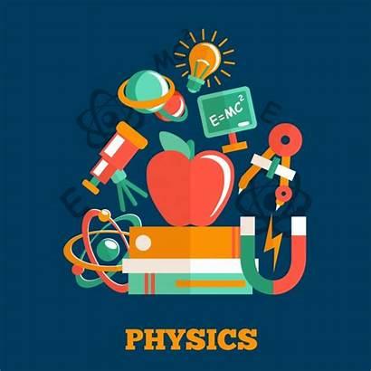 Physics Vectors Freepik Background Vector