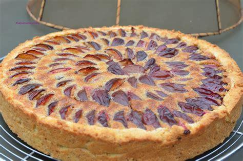 blogs recettes de cuisine tarte sablée noisette aux quetsches une recette de