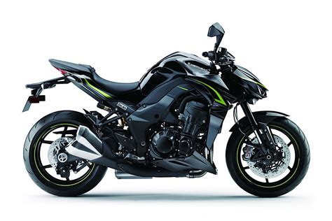 Kawasaki Reveals 2017 Z1000 R Naked