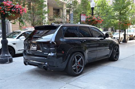Used Jeep Srt8 by 2012 Jeep Grand Srt8 Stock R365c For Sale Near