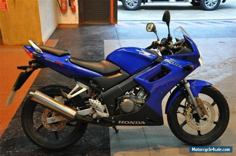 honda cbr 125 r 2005 honda cbr125r for sale in united kingdom