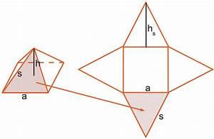 Höhe Von Pyramide Berechnen : volumen und oberfl che von pyramiden online lernen ~ Themetempest.com Abrechnung
