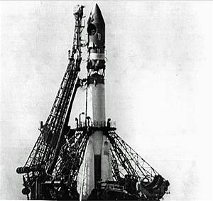 The First Manned Spaceship: Vostok 1 | Outer Space Universe