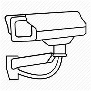 cctv camera drawing at getdrawingscom free for personal With designing 8 camera cctv circuit diagram using zxfv302