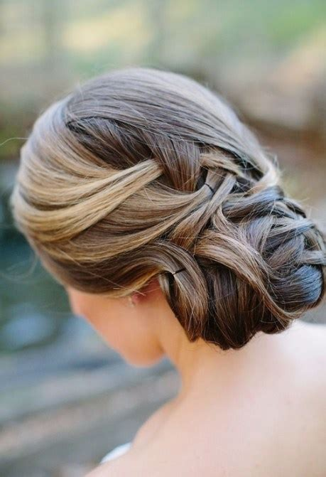 10 Chignon Updos for Wedding Hairstyles Weekly