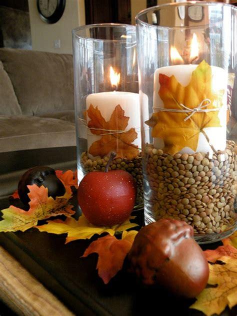 Herbstlich Feiern Und Basteln Mit Dem Neuen Ideenmagazin by 40 Tolle Varianten F 252 R Tischdeko Im Herbst