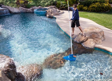 How To Clean A Pool Diy