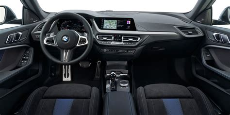 bmw  series gran coupe interior infotainment carwow